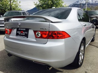 2005 Acura TSX 5-Speed AT LINDON, UT 9