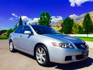 2005 Acura TSX 5-Speed AT LINDON, UT