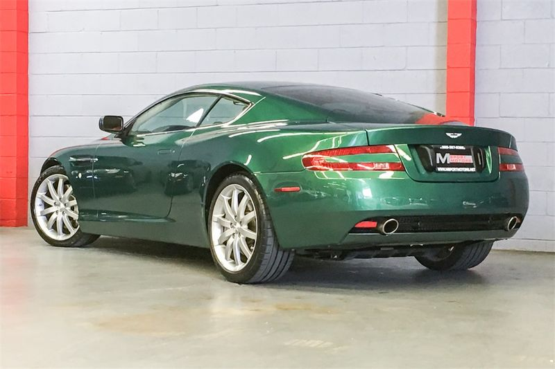 2005 Aston Martin DB9 Base  city CA  M Sport Motors  in Walnut Creek, CA