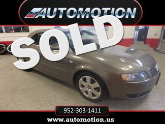 2005 Audi A4 1.8t~Serviced! ~AWESOME CONVERTIBLE.  LOW LOW MILES! Saint Louis Park, MN