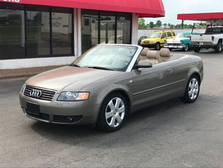 2005 Audi A4 Convertible in St. Charles, Missouri