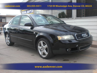 2005 Audi A4 1.8T Quattro | Denver, CO | A&A Automotive of Denver in Denver, Littleton, Englewood, Aurora, Lakewood, Morrison, Brighton, Fort Lupton, Longmont, Montbello, Commerece City CO