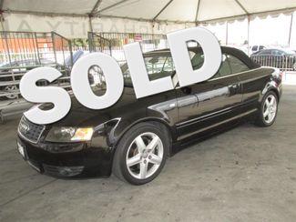 2005 Audi A4 3.0L Gardena, California