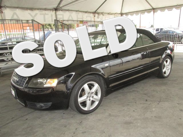 2005 Audi A4 30L Please call or e-mail to check availability All of our vehicles are available