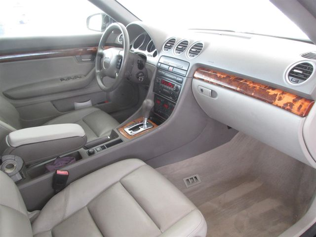 2005 AUDI A4 3.0L
