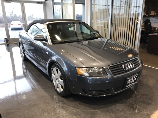 2005 Audi A4 18T  Grayslake IL  Executive Motor Carz  in Grayslake, IL