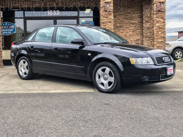 2005 Audi A4 18T The CARFAX Buy Back Guarantee that comes with this vehicle means that you can bu