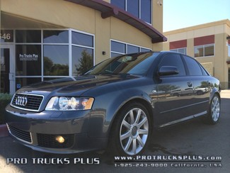 2005 Audi A4 S-Line 1.8T 5-Speed Manual  in Livermore California
