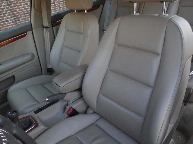 2005 Audi A4 Wagon 3.0L 6-Speed Manual Leesburg, Virginia 13
