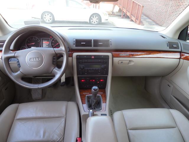 2005 Audi A4 Wagon 3.0L 6-Speed Manual Leesburg, Virginia 15