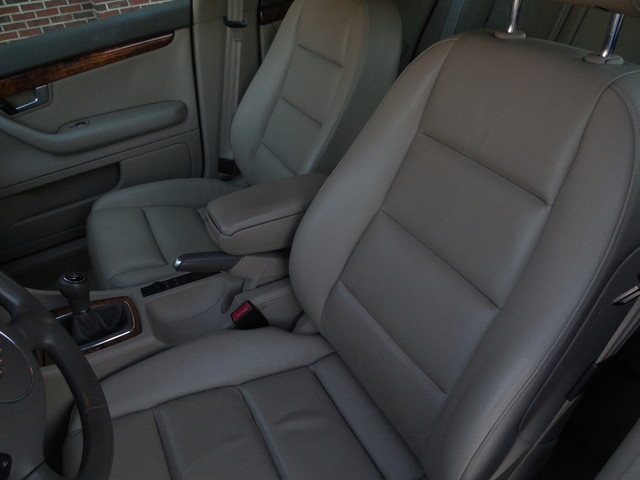 2005 Audi A4 Wagon 3.0L 6-Speed Manual Leesburg, Virginia 17