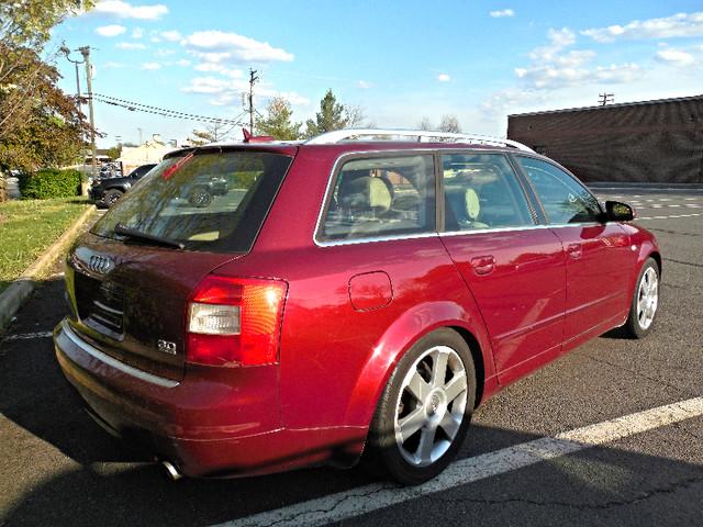 2005 Audi A4 Wagon 3.0L 6-Speed Manual Leesburg, Virginia 2