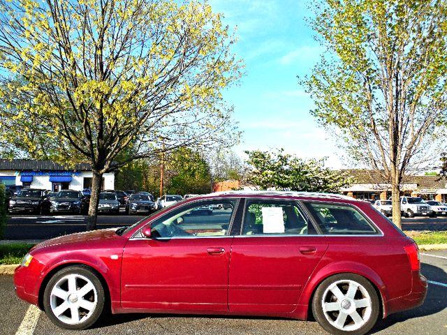2005 Audi A4 Wagon 3.0L 6-Speed Manual Leesburg, Virginia 4