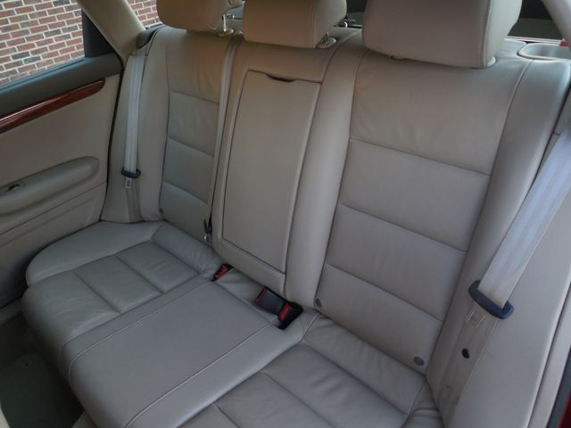 2005 Audi A4 Wagon 3.0L 6-Speed Manual Leesburg, Virginia 12