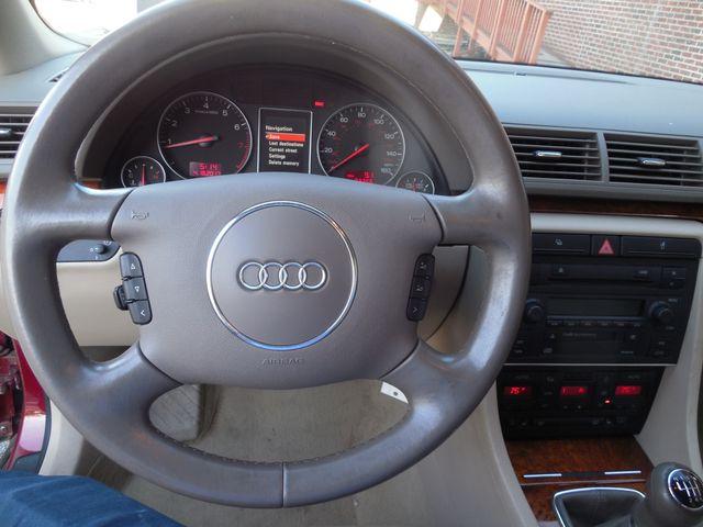 2005 Audi A4 Wagon 3.0L 6-Speed Manual Leesburg, Virginia 18