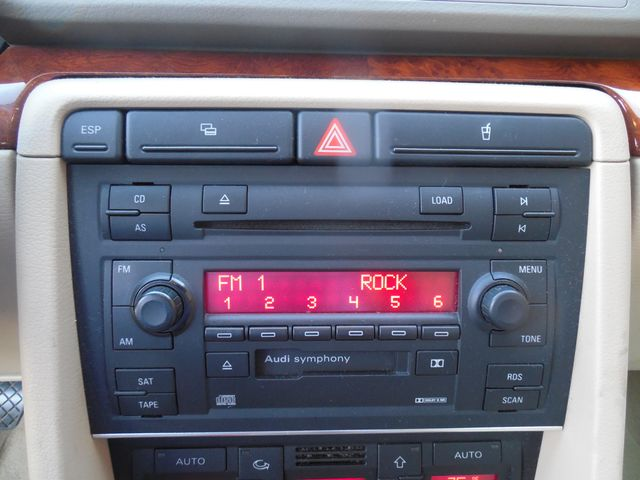 2005 Audi A4 Wagon 3.0L 6-Speed Manual Leesburg, Virginia 21