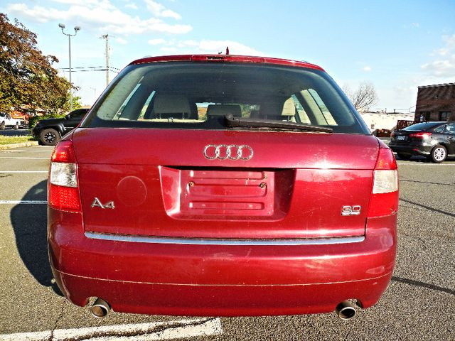 2005 Audi A4 Wagon 3.0L 6-Speed Manual Leesburg, Virginia 7