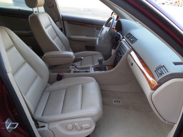 2005 Audi A4 Wagon 3.0L 6-Speed Manual Leesburg, Virginia 10