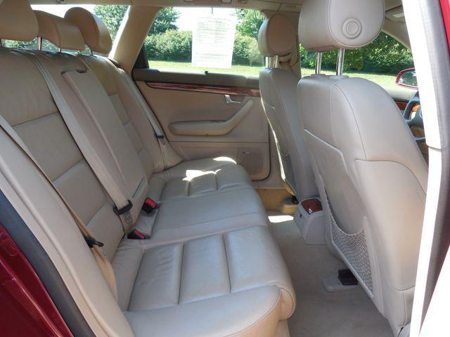 2005 Audi A4 Wagon 3.0L 6-Speed Manual Leesburg, Virginia 24