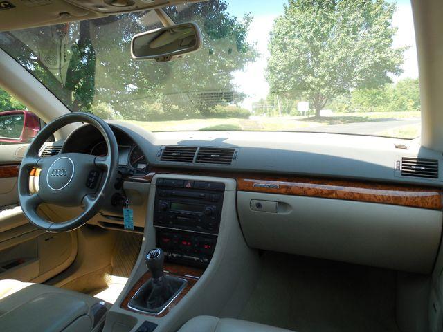 2005 Audi A4 Wagon 3.0L 6-Speed Manual Leesburg, Virginia 32