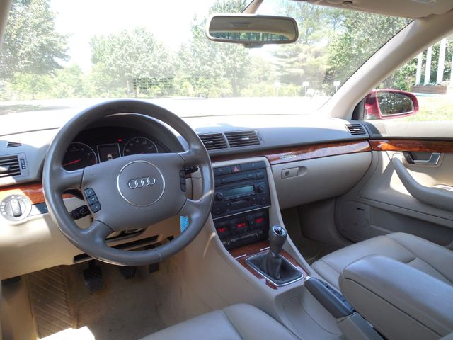 2005 Audi A4 Wagon 3.0L 6-Speed Manual Leesburg, Virginia 34