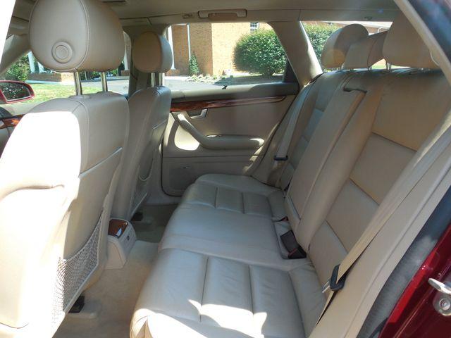 2005 Audi A4 Wagon 3.0L 6-Speed Manual Leesburg, Virginia 26