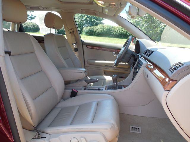2005 Audi A4 Wagon 3.0L 6-Speed Manual Leesburg, Virginia 28