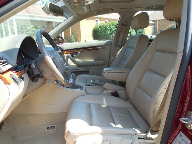 2005 Audi A4 Wagon 3.0L 6-Speed Manual Leesburg, Virginia 30
