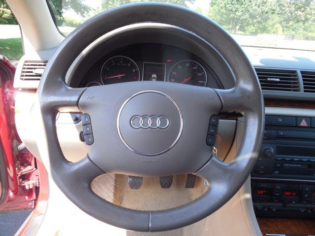2005 Audi A4 Wagon 3.0L 6-Speed Manual Leesburg, Virginia 38