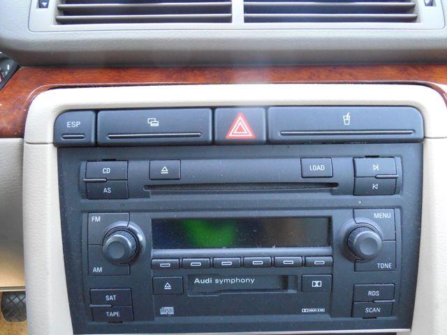 2005 Audi A4 Wagon 3.0L 6-Speed Manual Leesburg, Virginia 52