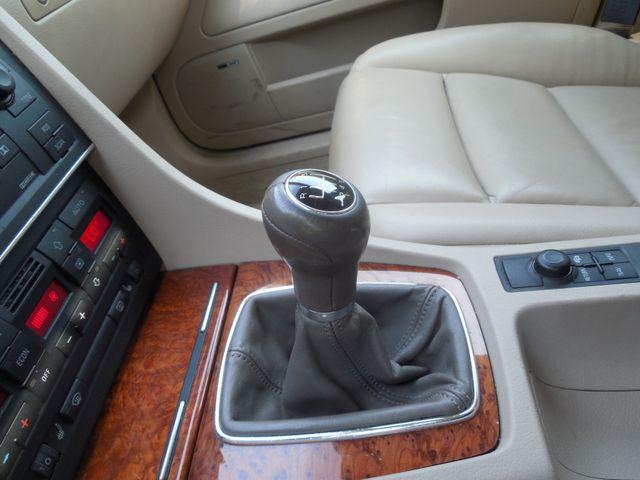 2005 Audi A4 Wagon 3.0L 6-Speed Manual Leesburg, Virginia 58