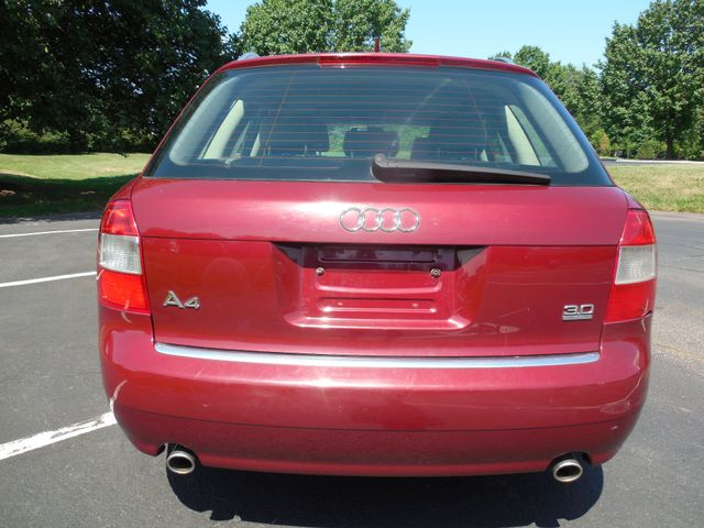 2005 Audi A4 Wagon 3.0L 6-Speed Manual Leesburg, Virginia 14