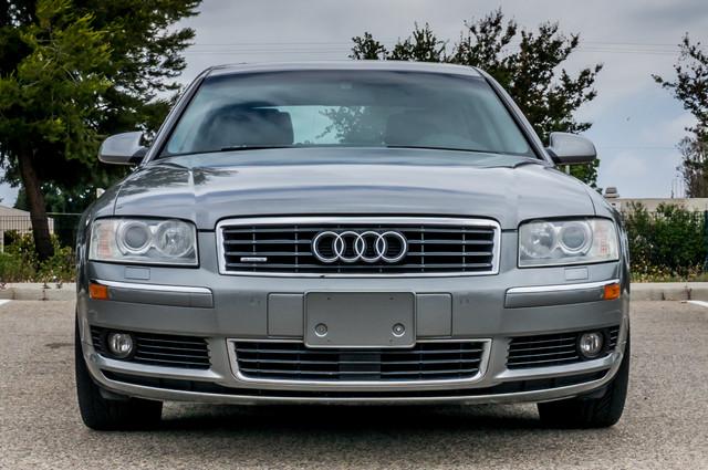 2005 Audi A8 L  AUTO - 73K MILES - NAVI - SPORT PKG - XENON Reseda, CA 3