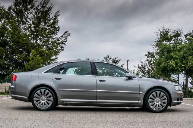 2005 Audi A8 L  AUTO - 73K MILES - NAVI - SPORT PKG - XENON Reseda, CA 6