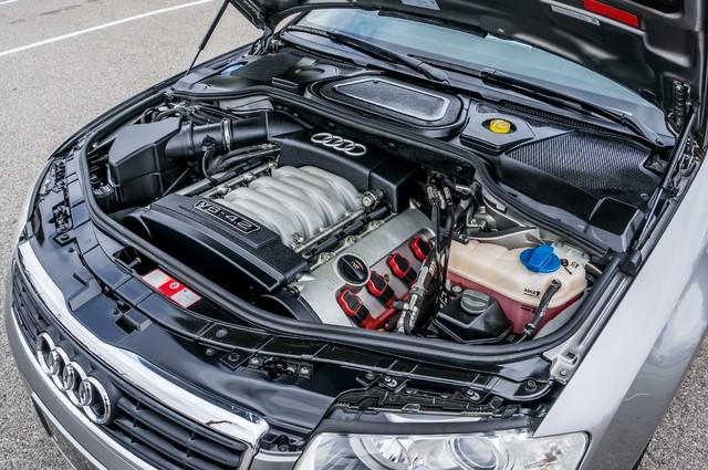 2005 Audi A8 L  AUTO - 73K MILES - NAVI - SPORT PKG - XENON Reseda, CA 22