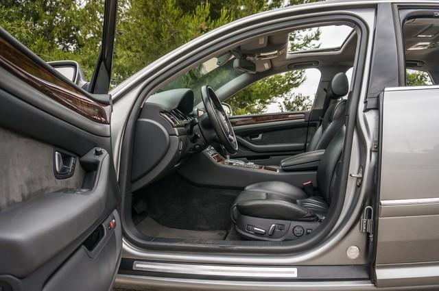2005 Audi A8 L  AUTO - 73K MILES - NAVI - SPORT PKG - XENON Reseda, CA 36