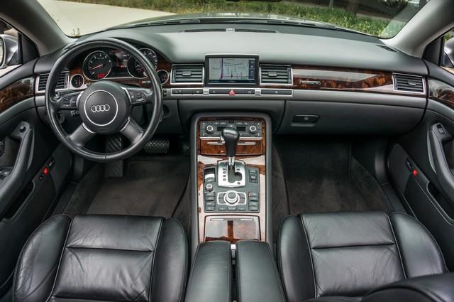 2005 Audi A8 L  AUTO - 73K MILES - NAVI - SPORT PKG - XENON Reseda, CA 17