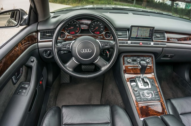 2005 Audi A8 L  AUTO - 73K MILES - NAVI - SPORT PKG - XENON Reseda, CA 21