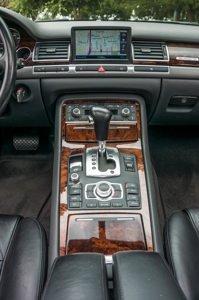 2005 Audi A8 L  AUTO - 73K MILES - NAVI - SPORT PKG - XENON Reseda, CA 24