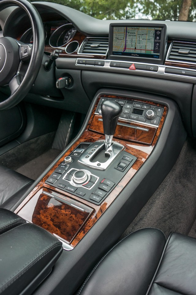 2005 Audi A8 L  AUTO - 73K MILES - NAVI - SPORT PKG - XENON Reseda, CA 23