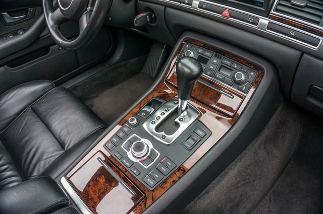 2005 Audi A8 L  AUTO - 73K MILES - NAVI - SPORT PKG - XENON Reseda, CA 31
