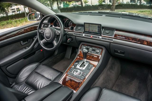 2005 Audi A8 L  AUTO - 73K MILES - NAVI - SPORT PKG - XENON Reseda, CA 35