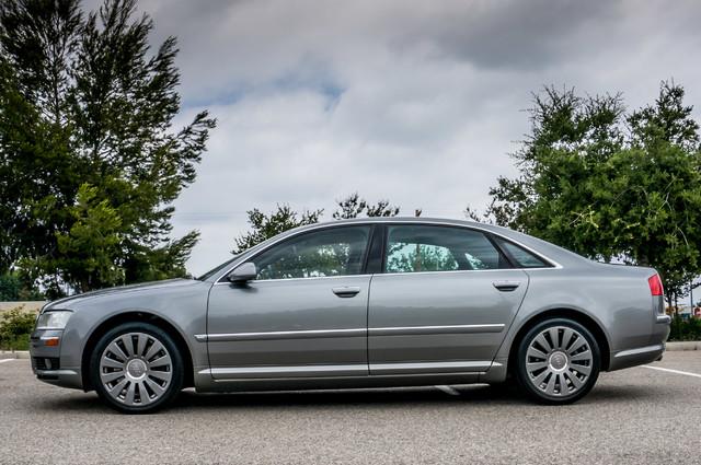 2005 Audi A8 L  AUTO - 73K MILES - NAVI - SPORT PKG - XENON Reseda, CA 5