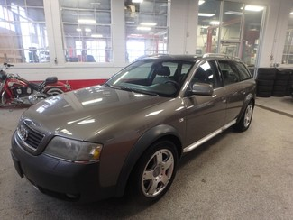 2005 Audi Allroad Awd~ navigation, fully serviced rare find. W/Warranty Saint Louis Park, MN 8