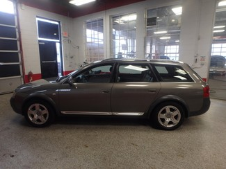 2005 Audi Allroad Awd~ navigation, fully serviced rare find. W/Warranty Saint Louis Park, MN 9