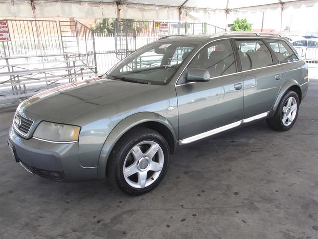 2005 Audi allroad Please call or e-mail to check availability All of our vehicles are available
