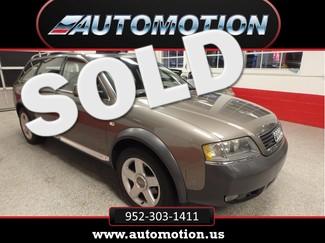 2005 Audi Allroad QUATTRO~SERVICED. EXCELLENT DRIVE! Saint Louis Park, MN