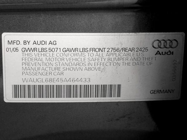 2005 Audi S4 Burbank, CA 21