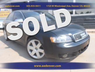 2005 Audi S4  | Denver, CO | AA Automotive of Denver in Denver, Littleton, Englewood, Aurora, Lakewood, Morrison, Brighton, Fort Lupton, Longmont, Montbello, Commerece City CO