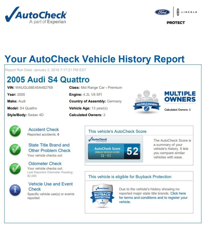 2005 Audi S4 QUATTRO  Lake Forest IL  Executive Motor Carz  in Lake Forest, IL